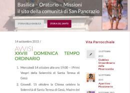 grabit-roma | homepage: sanpancrazio.org | 2015